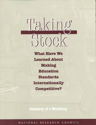 Taking Stock: Summary of a Workshop