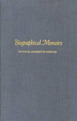 Biographical Memoirs: V.79
