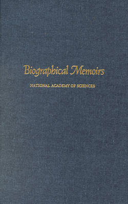Biographical Memoirs: Volume 79