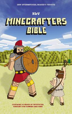 NIrV, Minecrafters Bible, Hardcover