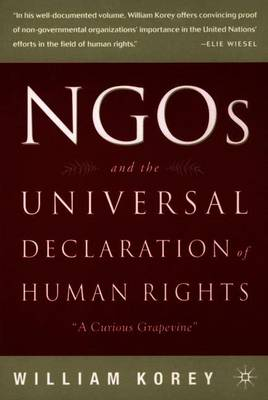 NGO's and the Universal Declaration of Human Rights: A Curious Grapevine