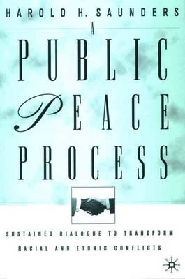 A Public Peace Process: Sustained Dialogue to Transform Racial and Ethnic Conflicts