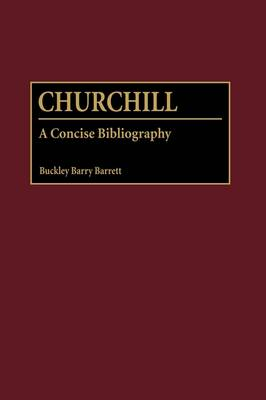 Churchill: A Concise Bibliography