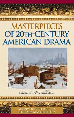 Masterpieces of 20th-Century American Drama