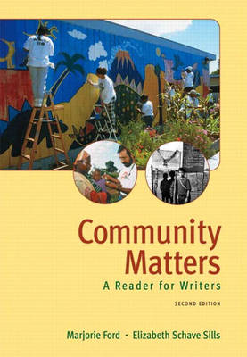 Community Matters: A Reader for Writers