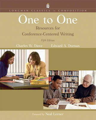 One to One: Resources for Conference Centered Writing, Longman Classics Edition