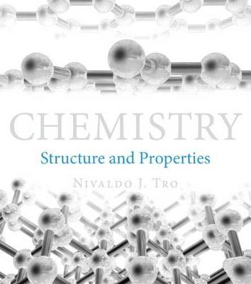 Chemistry: Structure and Properties Plus MasteringChemistry with eText -- Access Card Package