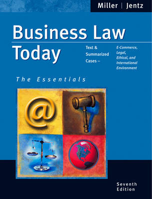 Essentials of Business Law Today