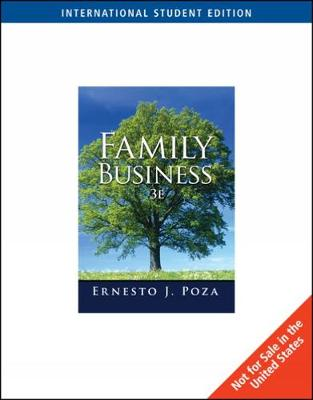 Family Business, International Edition