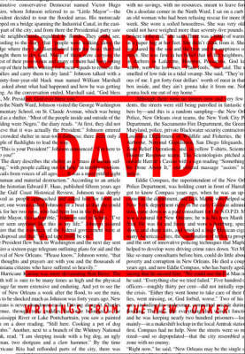 Reporting: Writings from the New Yorker
