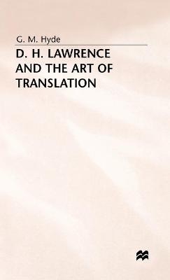 D. H. Lawrence and the Art of Translation