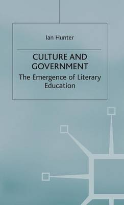 Culture and Government: The Emergence of Literary Education