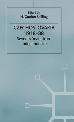 Czechoslovakia 1918-88: Seventy Years from Independence