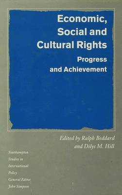Economic, Social and Cultural Rights: Progress and Achievement