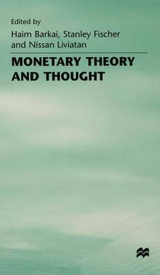Monetary Theory and Thought: Essays in Honour of Don Patinkin
