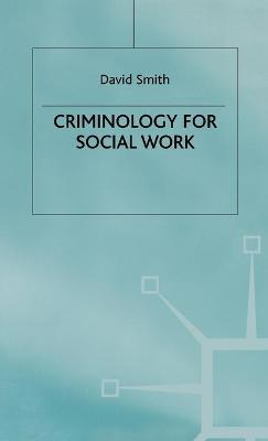 Criminology for Social Work
