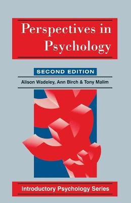 Perspectives in Psychology