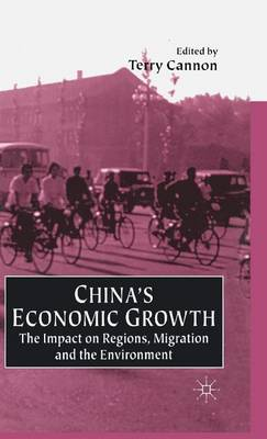 China's Economic Growth: The Impact on Regions, Migration and the Environment