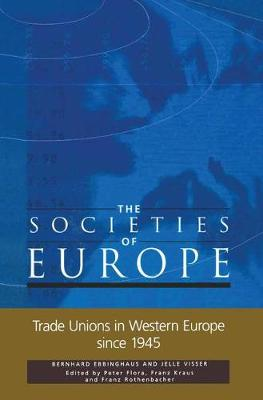 Development of Trade Unions in Western Europe, 1945-95