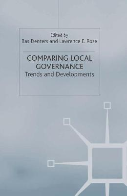 Comparing Local Governance: Trends and Developments