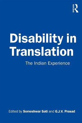 Disability in Translation: The Indian Experience