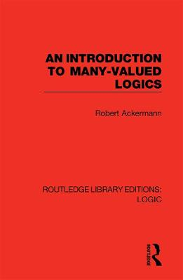An Introduction to Many-valued Logics