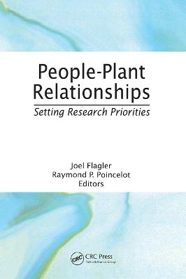 People-Plant Relationships: Setting Research Priorities