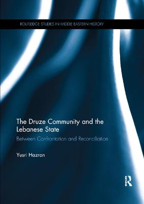 The Druze Community and the Lebanese State: Between Confrontation and Reconciliation