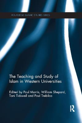 The Teaching and Study of Islam in Western Universities