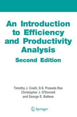 An Introduction to Efficiency and Productivity Analysis