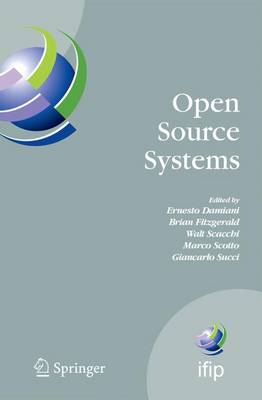 Open Source Systems: IFIP Working Group 2.13 Foundation on Open Source Software, June 8-10, 2006, Como, Italy