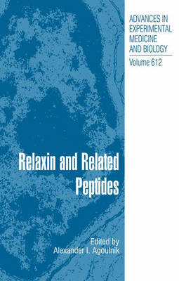 Relaxin and Related Peptides