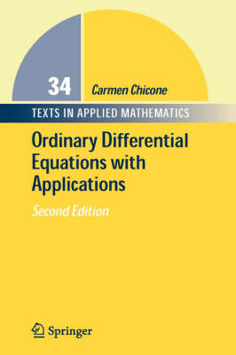 Ordinary Differential Equations with Applications: v.34