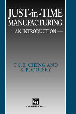 Just-in-Time Manufacturing: An introduction