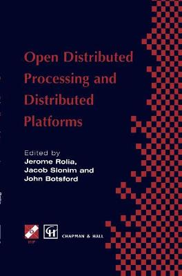 Open Distributed Processing and Distributed Platforms