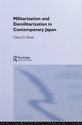 Militarisation and Demilitarisation in Contemporary Japan