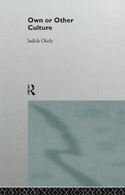 Own or Other Culture