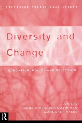 Diversity and Change: Education Policy and Selection