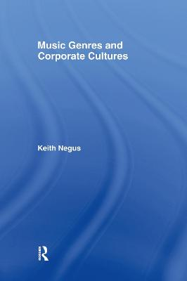 Music Genres and Corporate Cultures