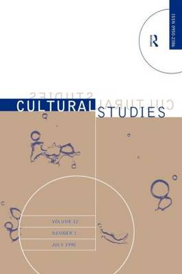 Science, Technology and Culture: Cultural Studies Volume 12 Issue 3