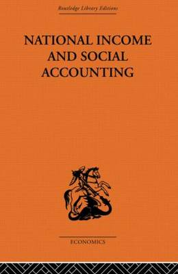 National Income and Social Accounting