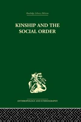 Kinship and the Social Order: The Legacy of Lewis Henry Morgan