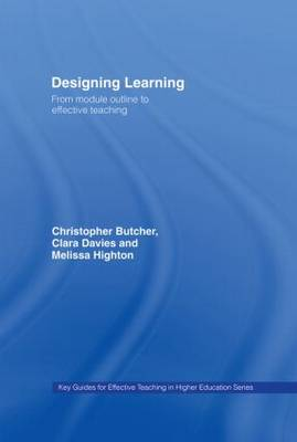 Designing Learning: From Module Outline to Effective Teaching