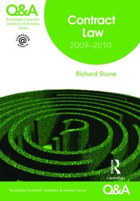 Contract Law Q&A: 2009-2010