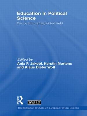 Education in Political Science: Discovering a neglected field