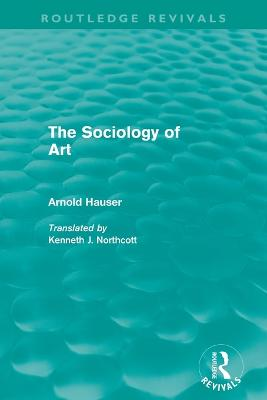 The Sociology of Art