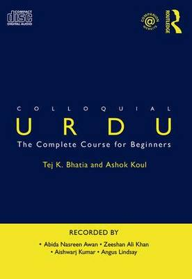Colloquial Urdu: The Complete Course for Beginners
