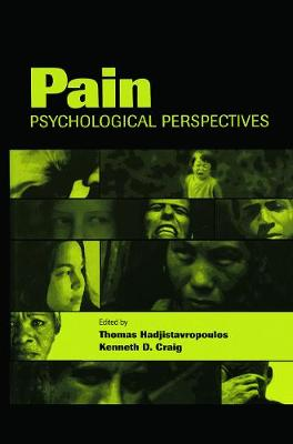 Pain: Psychological Perspectives