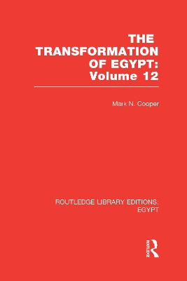 The Transformation of Egypt