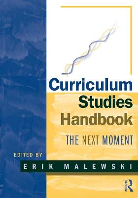 Curriculum Studies Handbook - The Next Moment